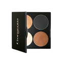 Gorgeous Cosmetics 4 Pan Palette Eyeshadow for Blue Eyes