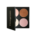 Gorgeous Cosmetics 4 Pan Palette Eyeshadow for Brown Eyes