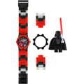 LEGO - <b>Star Wars</b> Darth Vader Watch - Red/Black