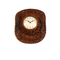 Ashton Sutton Cowboy Hat Wall Standard Clock