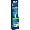 Oral-B - FlossAction Electric Toothbrush Refills (3-Pack) - White