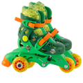 Bravo Sports - Teenage Mutant Ninja Turtles Kids' Convertible 2-in-1 Roller Skates