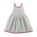 Ralph Lauren Girls Dress, Little Girls Striped Dress