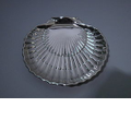 Gorham Sterling Silver Scallop Shell Bowl