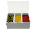 Mr. Bar-B-Q Plastic Food Storage Container