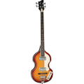 Jay Turser - 4-String Full-Size Semihollow-Body Violin Electric Bass