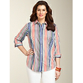 Garden Party Stripe Shirt