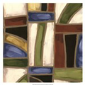 Stained Glass Abstraction III