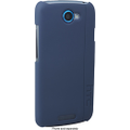HTC - Aspect Hard Shell Case for HTC One S Mobile Phones - Navy Blue