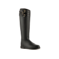 Burberry Rippon Rubber Buckle Rain Boot