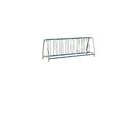 Ultra Play 8-ft L x 26-in D x 37-in H 16-Bike Galvanized Steel Commercial Bike Rack