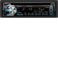Kenwood - CD - Built-In Bluetooth - Built-in HD Radio - In-Dash Receiver