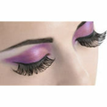 Black Foil False Eyelashes
