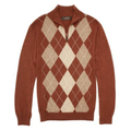 Tasso Elba Sweater, Argyle Sweater