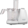Black & Decker - Quick 'N Easy 8-Cup Food Processor - White