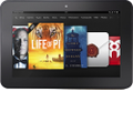 "Amazon - Kindle Fire HD - 8.9"" display with 16GB Memory - Black"