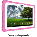 Gumdrop Cases - Drop Tech Series Case for Asus Eee Pad Transformer TF101 Tablets - Pink/White