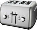 KitchenAid - 4-Slice Wide-Slot Toaster