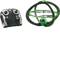 Excalibur Electronics - Light Dragon RC Helicopter - Green
