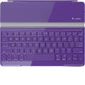 Logitech - Ultrathin Keyboard Cover for Apple iPad 2, iPad 3rd Generation and iPad with Retina - Purple