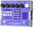 Electro-Harmonix - Voice Box Harmony Machine and Vocoder - Silver/Purple/White