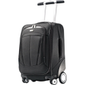 "Samsonite - EZ Cart 21"" Suitcase - Black"