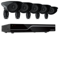 Defender - PRO SENTINEL 8-Channel, 5-Camera Outdoor Surveillance System