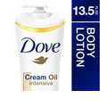 Dove Cream Oil Intensive Body Lotion