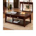 Steve Silver Company Huntington Cherry Rectangular Coffee Table