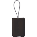 Samsonite - Vinyl Luggage ID Tags (2-Pack) - Black