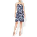 Eva Mendes Collection - Rebecca Dress - Midnight Garden Print