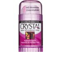 Crystal Body Natural Deodorant Stick