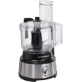Hamilton Beach - 10-Cup Food Processor - Silver/Black