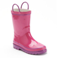 Western Chief Rain Boots - Toddler Girls