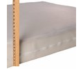 Leggett & Platt Polyester Queen Mattress Cover with Bed Bug Protection