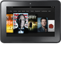 "Amazon - Kindle Fire HD - 7"" display with 16GB Memory - Black"
