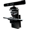 dreamGEAR - Universal TriMount Flat-Screen TV Mount for Xbox 360, PS3 and Wii Sensors - Black