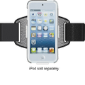 Griffin Technology - FastClip Armband for 5th-Generation Apple iPod touch