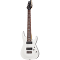 Schecter - Omen-8 8-String Electric Guitar - Vintage White