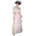 Late Victorian Summer Dress