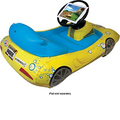 CTA - SpongeBob SquarePants Inflatable Sports Car for iPad