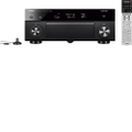 Yamaha - AVENTAGE 770W 7.2-Ch. 3D Pass-Through A/V Home Theater Receiver