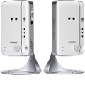 Lorex - Vantage Stream Wireless IP Surveillance Cameras (2-Pack)