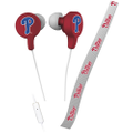 Zeikos - Philadelphia Phillies Shoelace Earbud Headphones