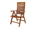 Anderson Teak Carina Natural Recliner Chair