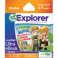 LeapFrog - LeapSchool: How Not to Clean Your Room Ultra eBook Cartridge for LeapPad