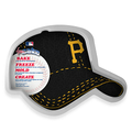 Fan Cake MLB Silicone Cake Pan in Pittsburgh Pirates