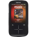 SanDisk - Sansa Fuze+ 8GB* MP3 Player - Black