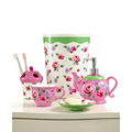 Jay Franco Bath Accessories, Tea Party Soap and Lotion Dispenser