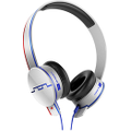 SOL REPUBLIC - Tracks Anthem HD On-Ear Headphones - Blue, Metallic Red, Pearl White
